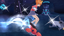 MegaTagmension Blanc + Neptune VS Zombies (EU) (Vita) Screenshot 1