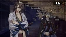 Hakuoki: Kyoto Winds (Vita) Screenshot 1