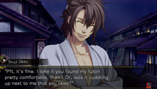 Hakuoki: Edo Blossoms (EU) (Vita) Screenshot 7