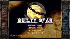 Guilty Gear (EU) Screenshot 5