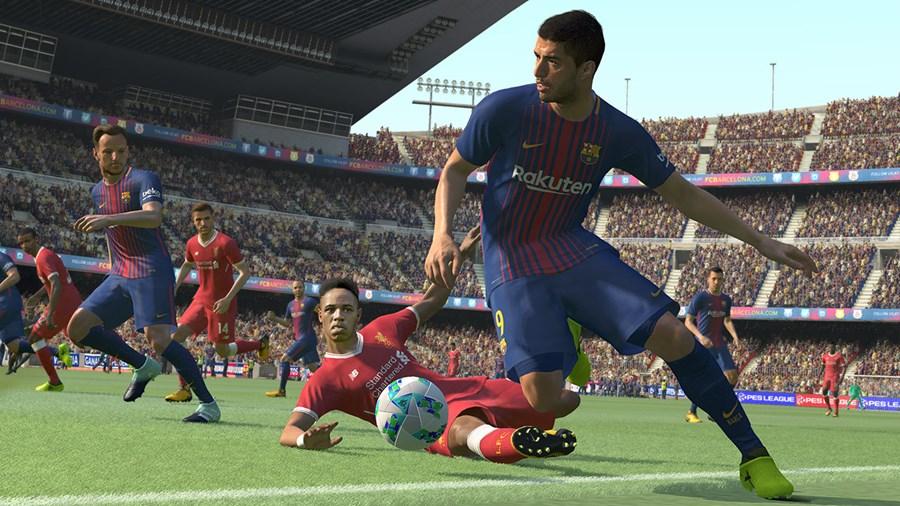 Pro Evolution Soccer 2018 Ps3