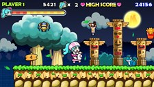Wonder Boy Returns (EU) Screenshot 2