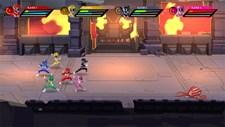 Saban's Mighty Morphin Power Rangers: Mega Battle Screenshot 1