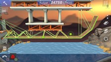 Bridge Constructor Stunts (EU) Screenshot 1