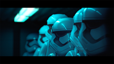 LEGO Star Wars: The Force Awakens (Vita) Screenshot 6