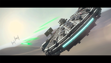 LEGO Star Wars: The Force Awakens (Vita) Screenshot 2