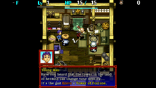 Shiren The Wanderer: The Tower of Fortune and the Dice of Fate (Vita) Screenshot 8
