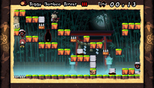 Ninja Usagimaru: Two Tails of Adventure (Vita) Screenshot 6
