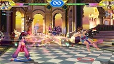 SNK HEROINES Tag Team Frenzy Screenshot 1