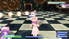 Touhou Kobuto V: Burst Battle (EU) (Vita) Screenshot 2