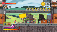 Super Comboman: Smash Edition (EU) Screenshot 7