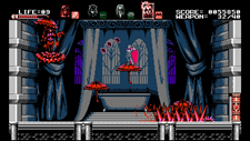 Bloodstained: Curse of the Moon Screenshot 1