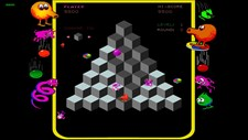 Q*Bert Rebooted (EU) Screenshot 4