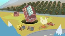 Donut County (EU) Screenshot 1
