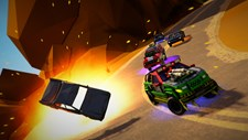 Motor Strike: Immortal Legends (EU) Screenshot 4