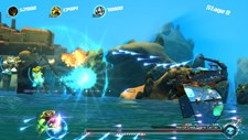 Stardust Galaxy Warriors: Stellar Climax (EU) Screenshot 2