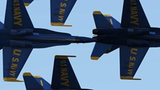 Blue Angels Aerobatic Flight Simulator Screenshot 5