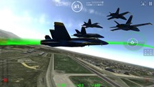 Blue Angels Aerobatic Flight Simulator Screenshot 4
