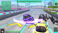 Drive Girls (EU) (Vita) Screenshot 2