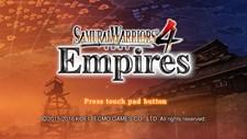 Samurai Warriors 4 Empires Screenshot 1