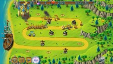 Fort Defense (EU) (Vita) Screenshot 1