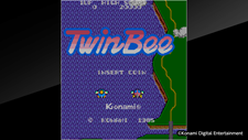 Arcade Archives: TwinBee Screenshot 1