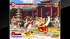 ACA NEOGEO REAL BOUT FATAL FURY 2 Screenshot 4