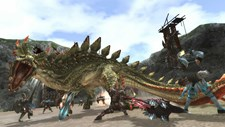 Monster Hunter Frontier G Screenshot 1