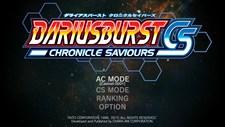 DARIUSBURST Chronicle Saviours (JP) Screenshot 1