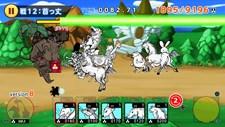 Choju Giga Wars Screenshot 3