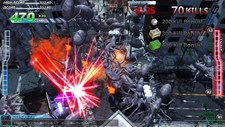 Earth Defense Force 4.1: Wing Diver The Shooter (Asia) Screenshot 1