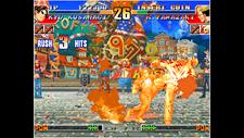 ACA Neo Geo: The King of Fighters '97 Screenshot 1