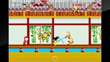 Arcade Archives: Kid Niki Radical Ninja Screenshot 2