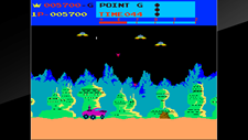 Arcade Archives: Moon Patrol Screenshot 1