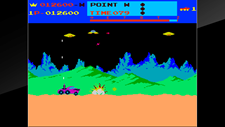 Arcade Archives: Moon Patrol Screenshot 3