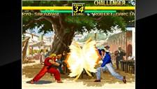 ACA NEOGEO ART OF FIGHTING 3 Screenshot 1