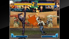 ACA NEOGEO THE KING OF FIGHTERS 2001 Screenshot 3
