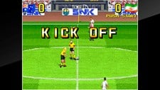 ACA NEOGEO NEO GEO CUP '98: THE ROAD TO THE VICTORY Screenshot 1