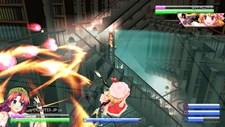 Touhou Kobuto V: Burst Battle (JP) Screenshot 1