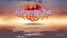 Mercenaries Wings: The False Phoenix (JP) Screenshot 1