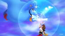 KINGDOM HEARTS Birth by Sleep FINAL MIX Screenshot 1
