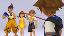 KINGDOM HEARTS Re:Chain of Memories Screenshot 5