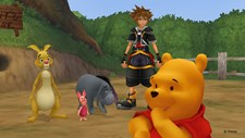 KINGDOM HEARTS Birth by Sleep FINAL MIX Screenshot 2