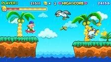 Wonder Boy Returns Screenshot 1