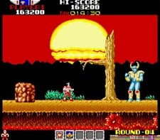 Arcade Archives: Rygar Screenshot 4