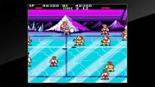 Arcade Archives: Super Dodgeball Screenshot 4