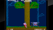 Arcade Archives: The Legend Of Kage Screenshot 2