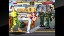 ACA NEOGEO ART OF FIGHTING Screenshot 6