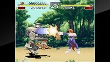 ACA NEOGEO GALAXY FIGHT: UNIVERSAL WARRIORS Screenshot 1