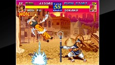 ACA NEOGEO FATAL FURY 3 Screenshot 4